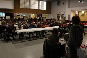 3-xerrada a Montagut durant la Festa dels Tastets
